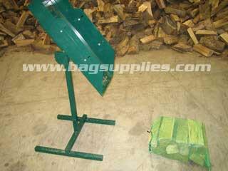 Bag Loading Tray