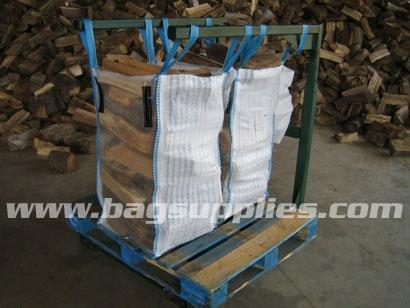 Bulk Bag Holding Frame